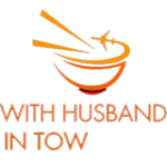 With Hus band in Tow logo